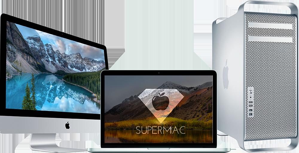 iMac Macbook & MacPro